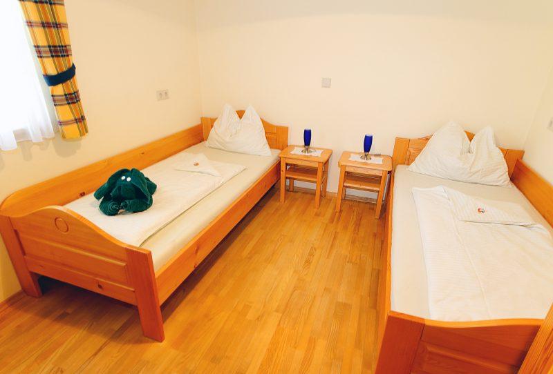2. Schlafzimmer in der Winzersuite Ferienwohnung
