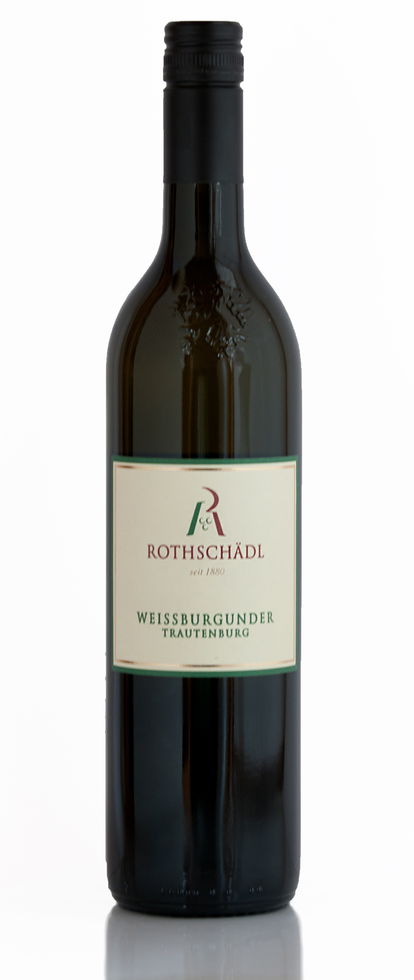 Weissburgunder Trautenburg Weingut Rothschädl Südsteiermark Wein
