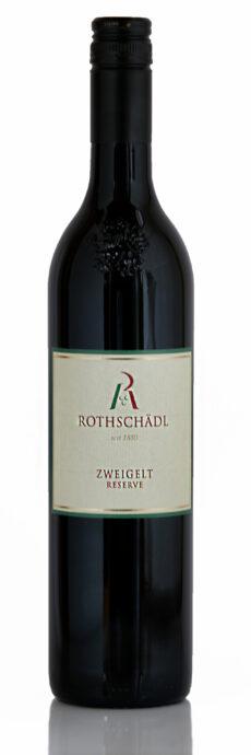 Zweigelt Reserve Weingut Rothschädl